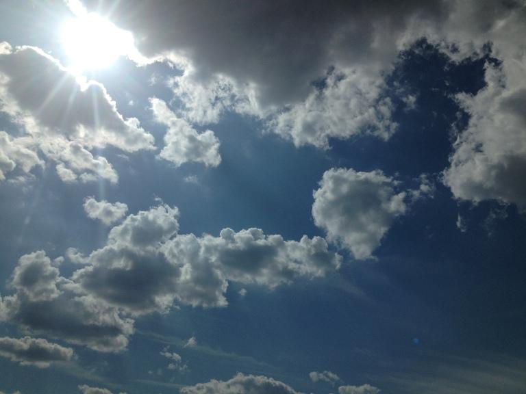 beautiful sky....
