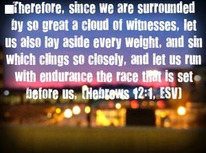 Hebrews 12:1ESV