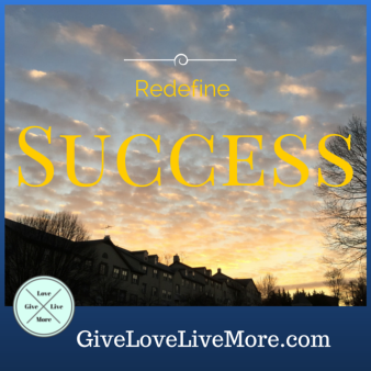 Redefine Success