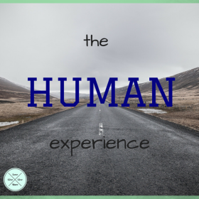The Human Experience. #givelovelivemore.com